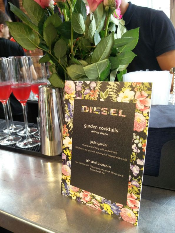 Diesel x LCF, Launch Event, London, August 2016. Photo Credit: Maxime Laprade.