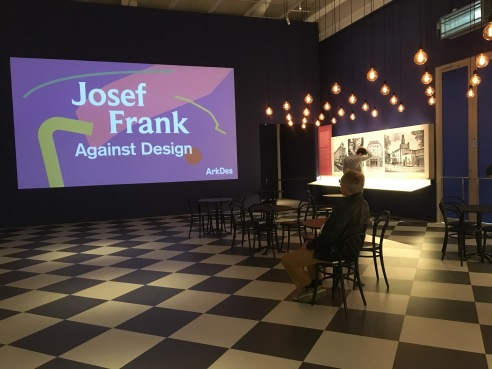 Joseph Frank Against Design MODERNA MUSEET 1